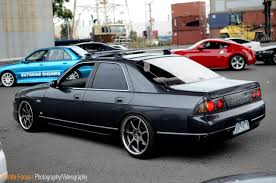 nissan skyline on sale another example of a skyline 4 door this time the r33 too bad