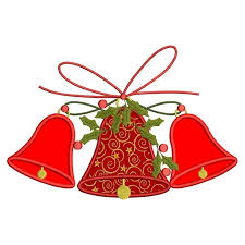 three bells with ribbon applique machine embroidery design digitized patterna 700x700 jpg