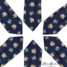 the mad hatter tie is a creatively designed classic which is