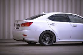 lexus 2010 is350 lexus is350 with ff15 in anthracite hre performance wheels