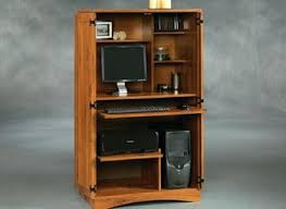 Locking Computer Armoire Brilliant Ideas Of Desks Kensington Desktop Locking Kit Puter