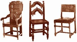 Style Chairs Tudor Style Furniture