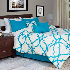 Brown And Blue Bed Sets Bed Linen Amusing Aqua Blue Sheet Set Aqua Bed Sheets King Aqua