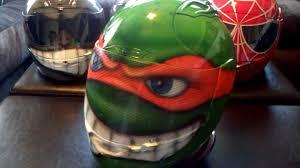 ninja turtle face stencil