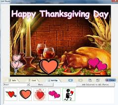 Thanksgiving Greetings Friends Tutorial Make Animated Flash Greeting Card Download Best Ecard Maker