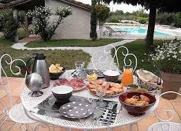 chambre et petit dejeuner le petit déjeuner
