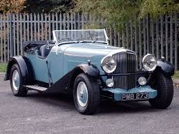 classic bentley bentley inspired by u0027scalded cats u0027 heads to auction classiccars