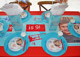 Personalized Party Decorations Table Decorations Table Decorations For Parties Shindigz
