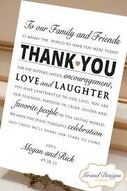 Wedding Reception Card Wording Wedding Thank You Cards Mesmerizing Wedding Thank You Cards
