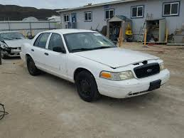 salvage ford crown vic for sale at copart auto auction autobidmaster
