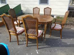 Used Dining Room Furniture For Sale Used Thomasville Furniture For Sale Dining Room Sets 1970 Discount