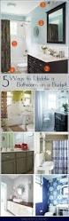 design on a dime bathroom best 25 bathrooms on a budget ideas on pinterest budget