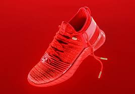 cam newton under armour c1n red shoes sneakernews com