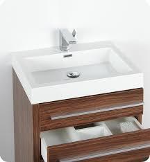 24 Inch Medicine Cabinet 24 Inch Walnut Modern Bathroom Vanity Medicine Cabinet