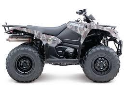 suzuki pickup 2014 2014 suzuki atv lineup kingquad quadsport ozark models atv