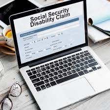 social security help desk social security disability claim concept stock photo picture and