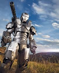 Iron Man You Built What A Real Iron Man Suit Popular Science
