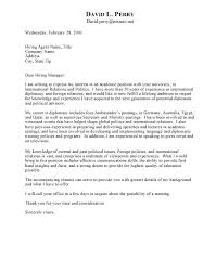 great should i have a cover letter 97 in example cover letter for