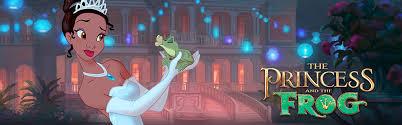 princess frog disney movies