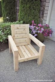 two diy outdoor chair projects for your yard or patio outdoor