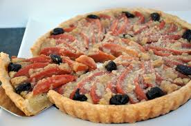 quince crostata for an italian inspired thanksgiving dessert food