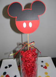 Mickey Mouse Center Pieces Mickey Mouse Pants Centerpiece Pick Them Colors And Themed Parties