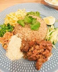rice cuisine fried rice ข าวผ ดอเมร ก น food