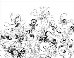 10 images baby avengers coloring pages baby marvel comics