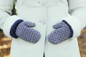 sweater mittens 6 mitten sewing patterns from sweaters tip junkie