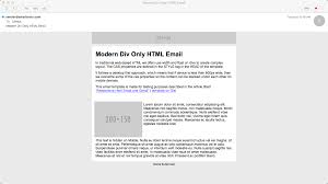 Creating Responsive Email Templates by Edmdesigner Tech Blog Edmdesigner
