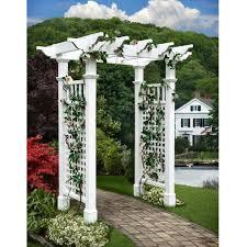 wedding trellis wood u2013 outdoor decorations