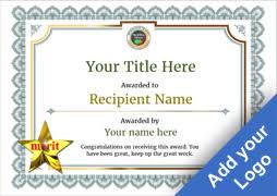 free blank certificate templates unlimited use
