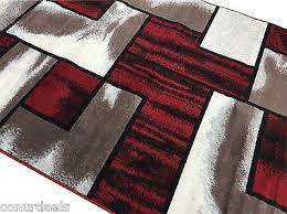 Red White Black Rug Red Black White Rug Roselawnlutheran