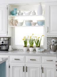 kitchen display ideas 5 reasons to choose open shelves in the kitchen burger