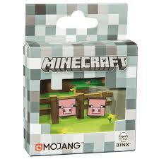 minecraft earrings minecraft pig stud earrings zing pop culture