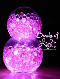 Rainbow Wedding Centerpieces by We Looked At Doing These But I Can U0027t Figure Out What To Put The
