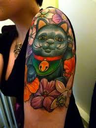 tattoo cat neko interview shaun dean tattoo artist and owner of emerald fox