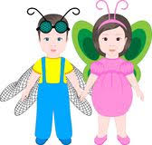 Dragonfly Halloween Costume Boy Dragonfly Costume Royalty Free Stock Images Image
