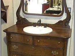 challenges of using an antique bathroom vanity new baltimore mi