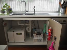 kitchen sink and cabinet unit how to organise a kitchen sink cupboard with limited