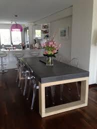 fabriquer table cuisine fabriquer table haute fashion designs
