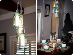 How To Make Mason Jar Chandelier Best 35 Diy Easy And Cheap Mason Jar Projects