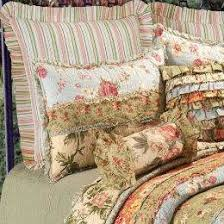 shabby chic throw pillows u0026 shams
