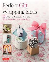 Japanese Wrapping Method by Perfect Gift Wrapping Ideas Book By Hiroe Miyaoka Official
