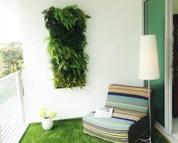 indoor vertical garden green wall for mall decorative artificial