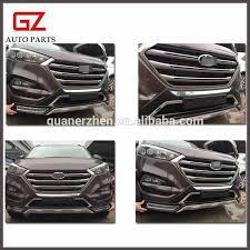hyundai tucson kit auto kit front bumper and rear bumper for hyundai tucson