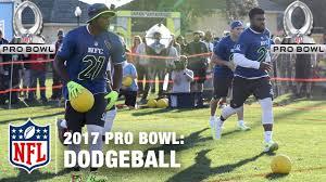 Pro Bowl Orlando by Dodgeball Pro Bowl Skills Showdown Nfl Youtube