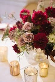 30 burgundy and blush fall wedding ideas wedding centerpieces