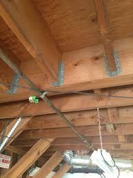 insulating unfinished garage below bedroom doityourself