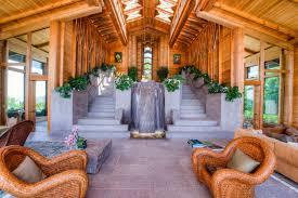 frank lloyd wright waterfall frank lloyd wright u0027s waterfall house inside rooms futuristic